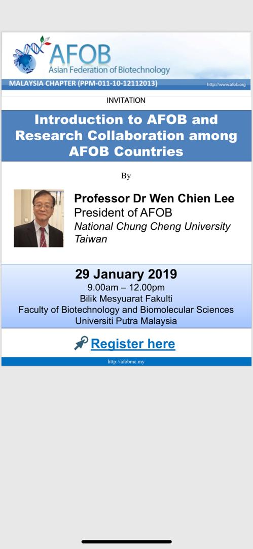 event with Prof Wen Lee1